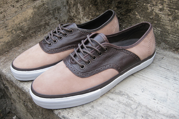 Vans Vault Spectator LX Brown/Tan