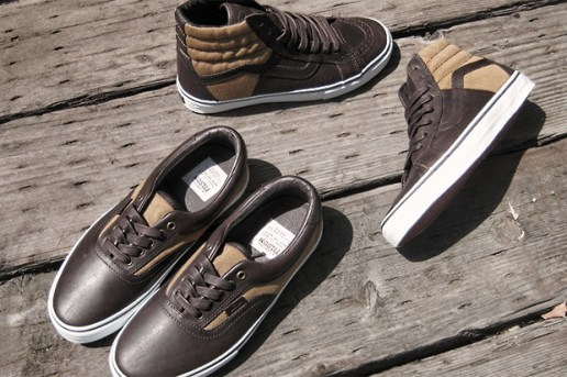 Filson x Vans Vault 2010 Fall Collection