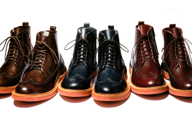 visvim 2010 Fall/Winter Collection Preview