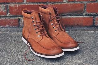 Wolverine 1883 Clapton Moc Boot
