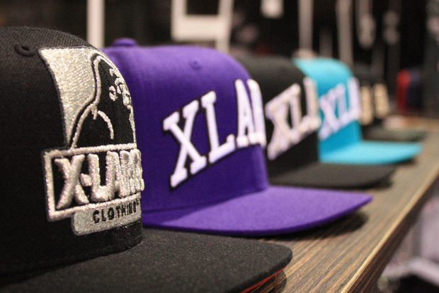 XLarge 2011 Spring/Summer Headwear Preview
