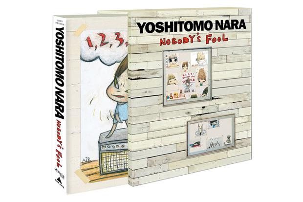 Yoshitomo Nara: Nobody's Fool Book