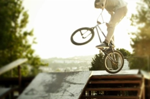 1000 Frames Per Second BMX Video
