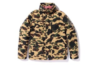 A Bathing Ape 2010 Fall/Winter GORE-TEX Camouflage Jacket