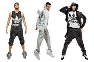 adidas Originals by Originals Jeremy Scott 2010 Fall/Winter Lookbook