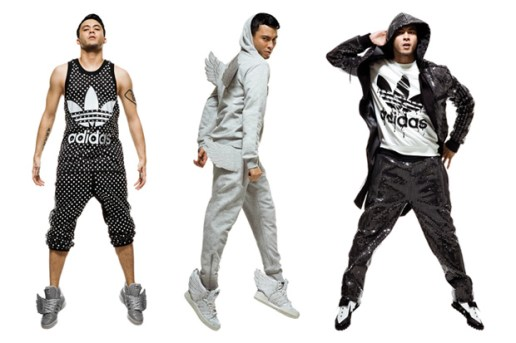 adidas Originals by Originals Jeremy Scott 2010 Fall/Winter Lookbook