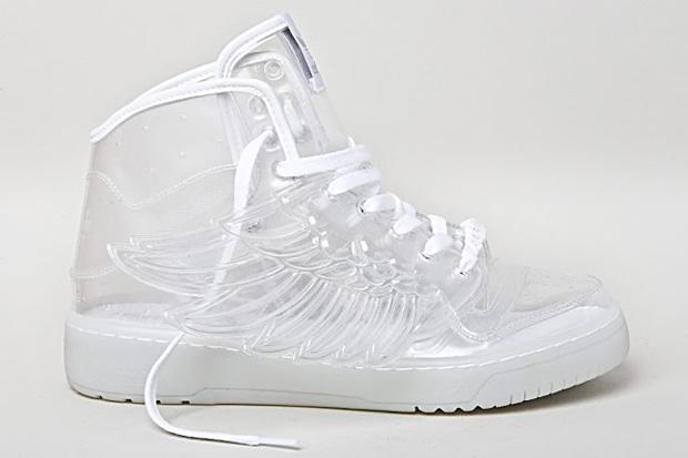 "Jeremy Scott x adidas Originals by Originals 2011 Spring/Summer JS Wings ""Clear"""