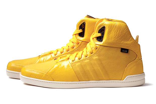adidas SLVR 2010 Fall/Winter Footwear Collection