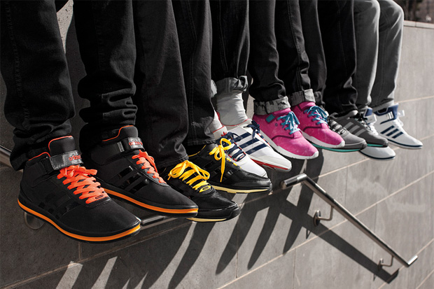 adidas SOFTWEAR 2010 Fall/Winter Collection