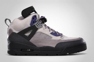 Jordan Winterized Spiz'ike Granite/Light Charcoal