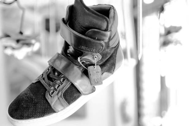 Android Homme x Supply Circuit Propulsion Sneakers