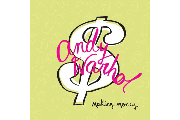 Andy Warhol: Making Money Book