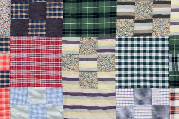 A.P.C. Quilts by Jessica Ogden & Jean Touitou