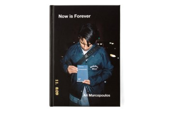 """Ari Marcopoulos """"Now Is Forever"""" Book"""