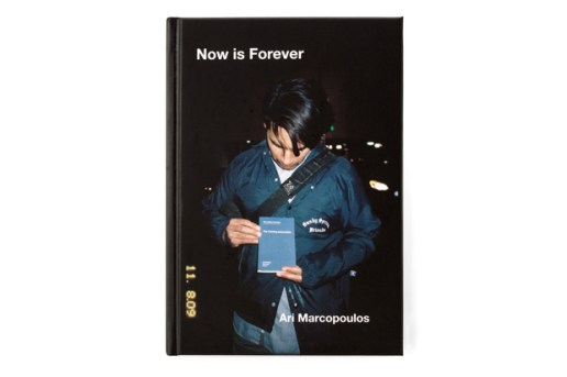 "Ari Marcopoulos ""Now Is Forever"" Book"