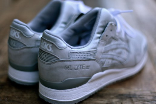 Asics x Nice Kicks Gel Lyte III 2.0 Preview