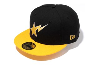 A Bathing Ape 59FIFTY Fitted Cap