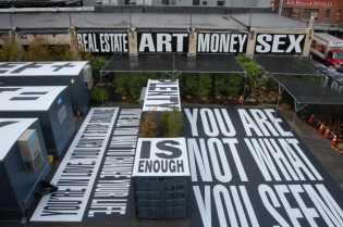 Whitney on Site: Barbara Kruger