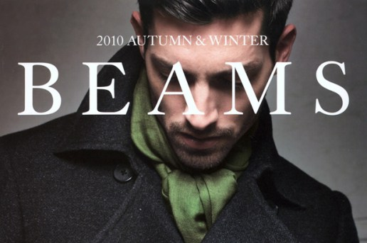 Beams 2010 Fall/Winter Catalog