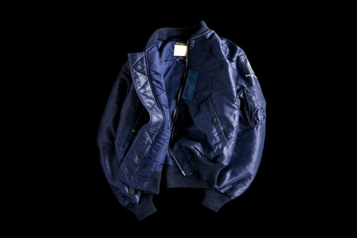 "BEAMS x BUZZ RICKSON 2010-11 Fall/Winter ""Modern Aviator"" Collection"