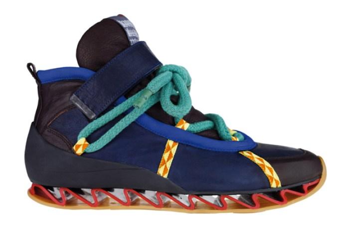 Bernhard Willhelm x Camper Hiking Boots