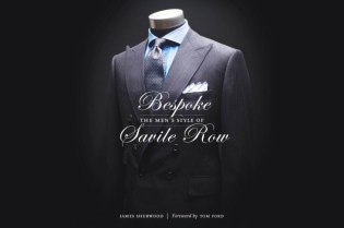 Bespoke: The Men's Style of Savile Row Book