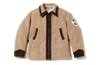 Billionaire Boys Club Space Beach Wool Boucle Jacket