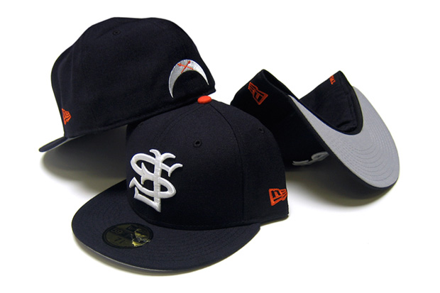 "Black Scale x TRUE ""Native Leagues Project"" New Era 59FIFTY Fitted Cap"