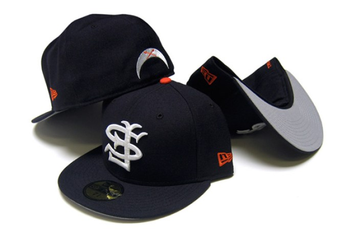 """Black Scale x TRUE """"Native Leagues Project"""" New Era 59FIFTY Fitted Cap"""