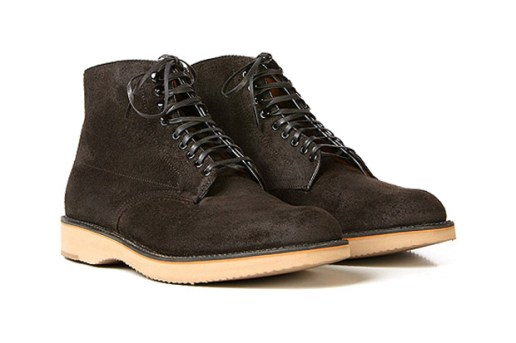 "Blackbird x Alden Tugger Work Boot ""Earth Reverse"""