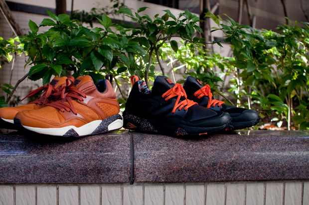 Bodega x size? x PUMA Blaze of Glory 10th Anniversary Collection