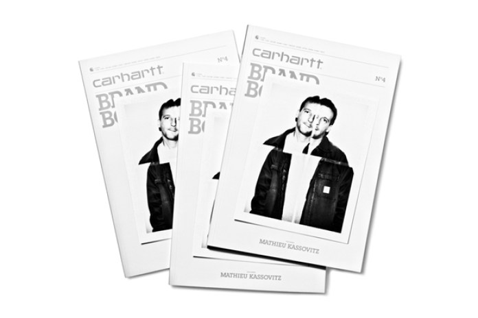 Carhartt Brand Book Volume 4