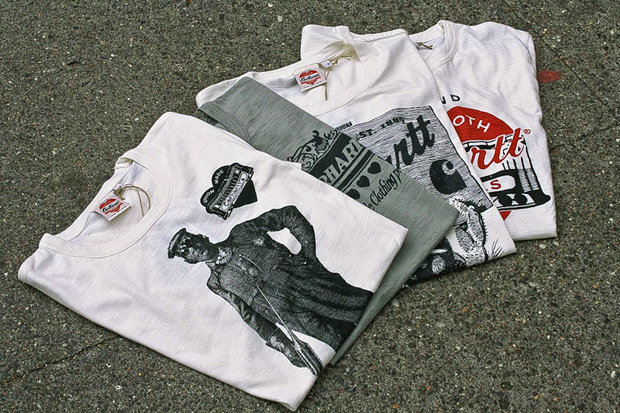 Carhartt Heritage 2010 Fall/Winter New Releases