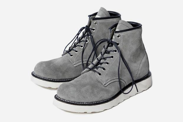 CEDAR CREST × atmos Work Boots