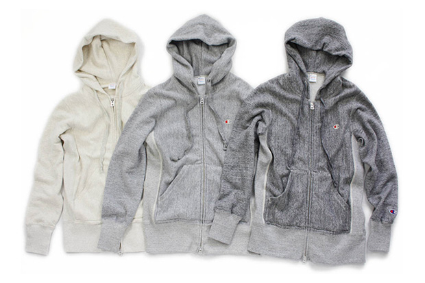 nanamica × Champion 2010 Fall/Winter Collection
