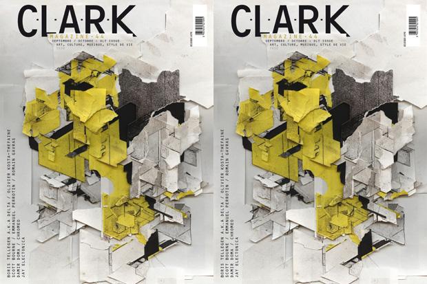 Clark Magazine Issue No. 44 featuring DELTA