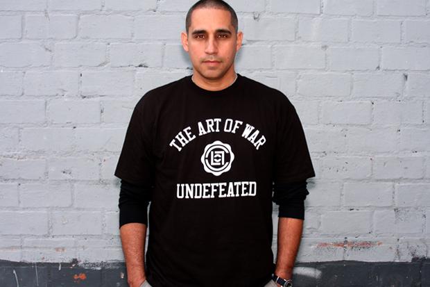 """UNDFTD x CLOT """"The Art of War"""" T-Shirt"""