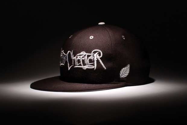 "CLOUT x ELM Company for Benny Diar ""Death Cheater"" Fitted Cap"