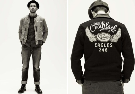 COALBLACK 2010 Fall/Winter Lookbook