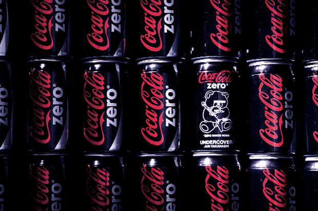 Coca-Cola Zero x UNDERCOVER Music Collection
