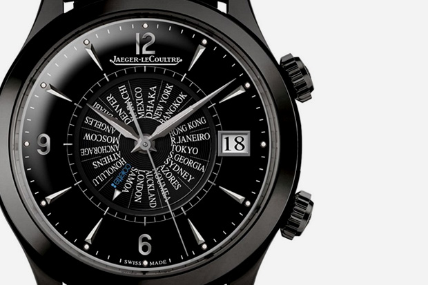 colette x Jaeger-LeCoultre Master Memovox International Watch
