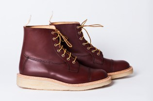 COMME des GARCONS Junya Watanabe MAN x Tricker's Super Boot