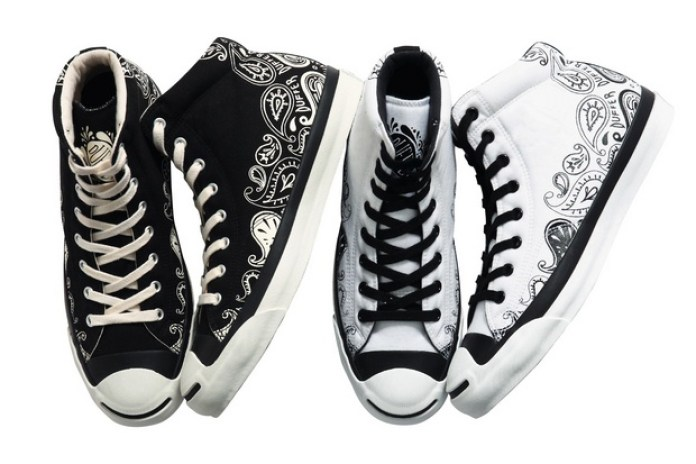 The Duffer of St. George x Converse Jack Purcell Duffer Mid