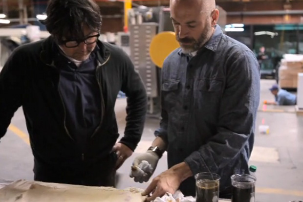 Cool Hunting: Levi's Workwear x Billy Reid Video