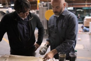 Cool Hunting: Levi's Workwear x Billy Reid Video