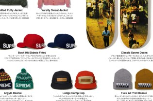 COOL TRANS: Supreme 2010 Fall/Winter Collection