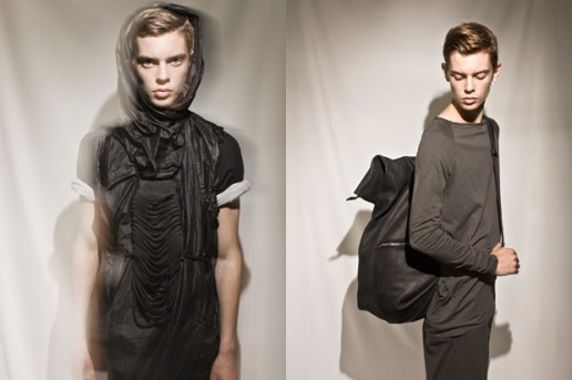 SILENT by Damir Doma 2011 Spring/Summer Preview