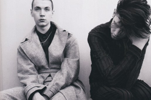 DAZED & CONFUSED JAPAN: Dior Homme 2010 Fall/Winter Editorial