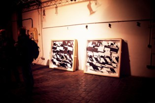 DELTA Solo Exhibition in Paris Exhibition Recap