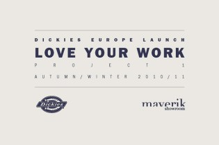 """Dickies """"Love Your Work"""" Exhibition London"""
